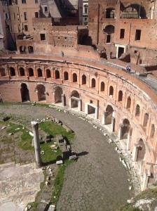 Market's of Trajan